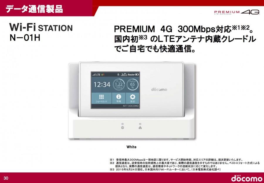wi-fi station n-01h