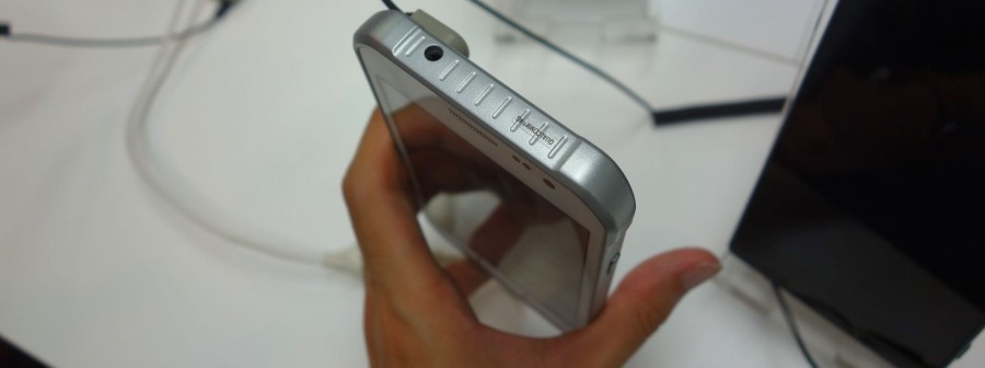 Galaxy Active Neo SC-01H 12