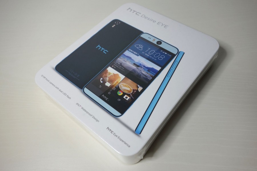 htc desire eye unboxing 1