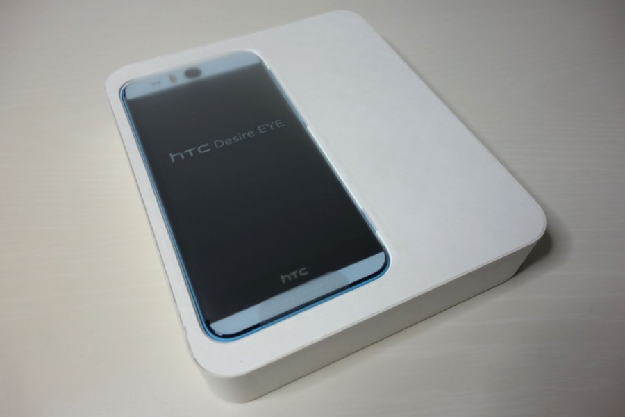 htc desire eye unboxing 3