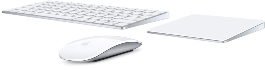 new keyboard trackpad mouse