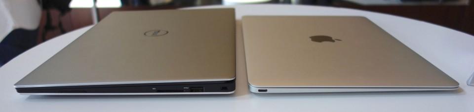 xps 13 vs macbook 12 6