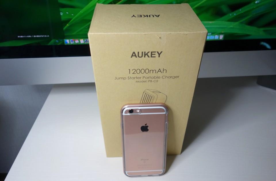 Aukey PB-C2 01