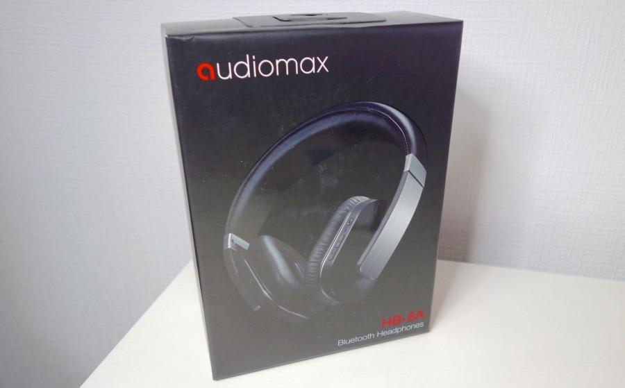 Audiomax HB-8A 01