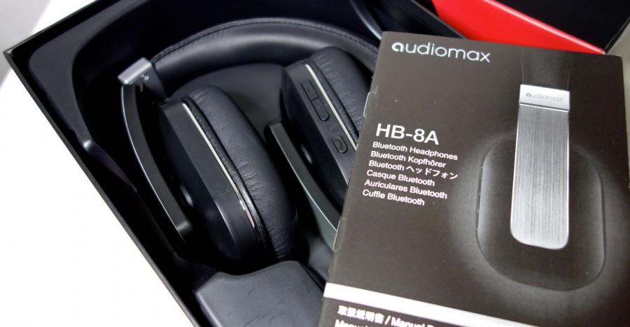 Audiomax HB-8A 02