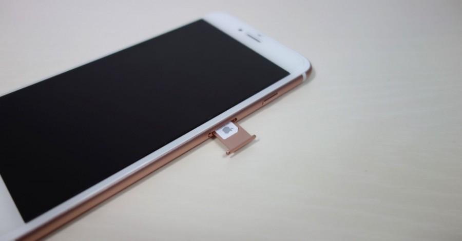 iphone 6s plus apple sim 1