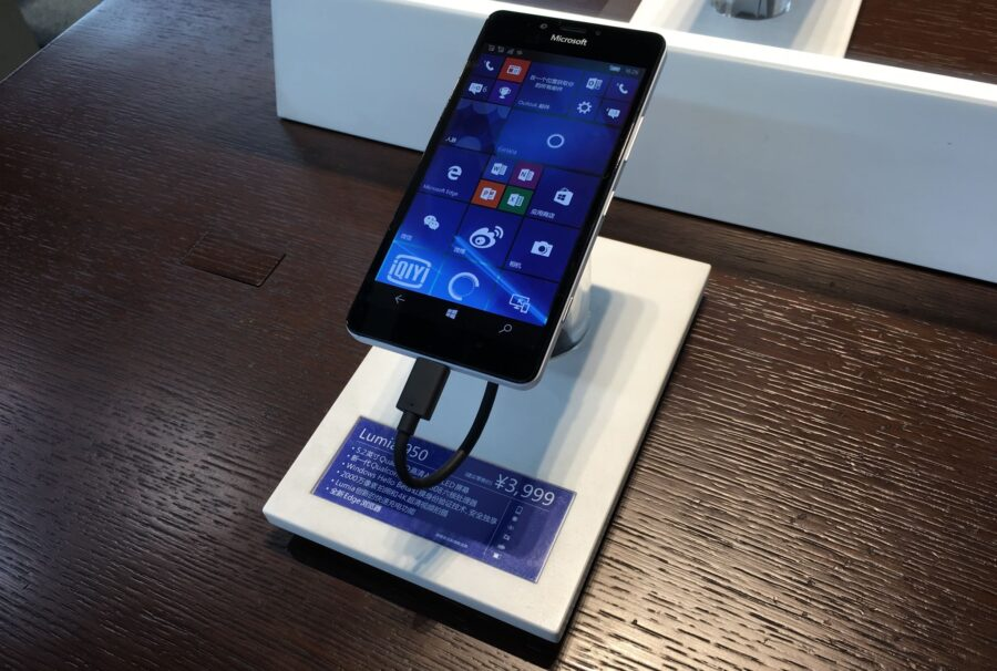 lumia 950 hands on 1
