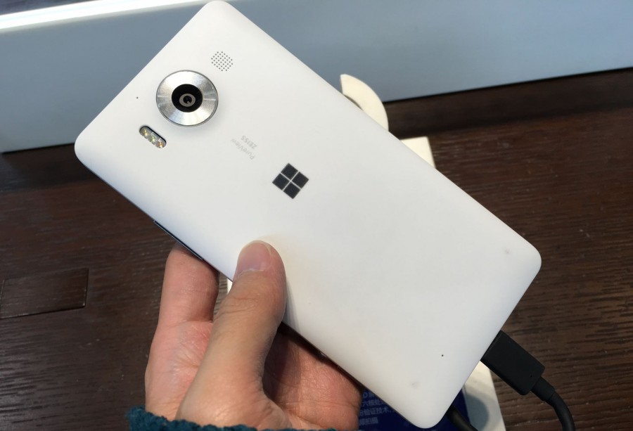 lumia 950 hands on 3