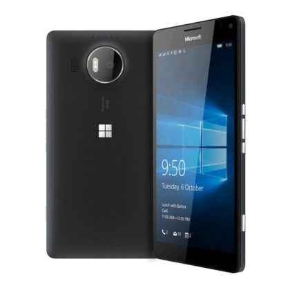 lumia 950 xl black