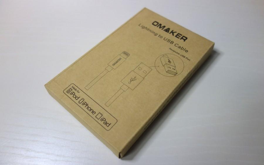 omaker reversible lightning cable 1
