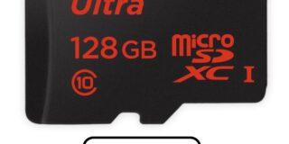 sandisk microsdxc 128GB