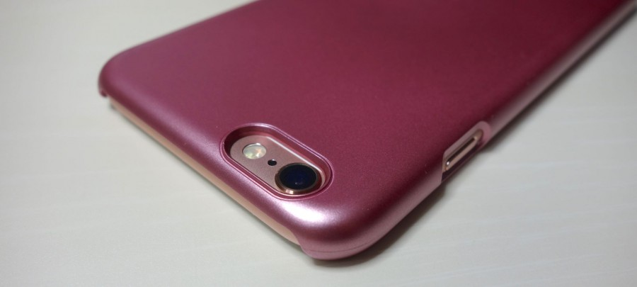 spigen thin fit metalic rose 5