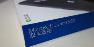lumia 950 unboxing 2