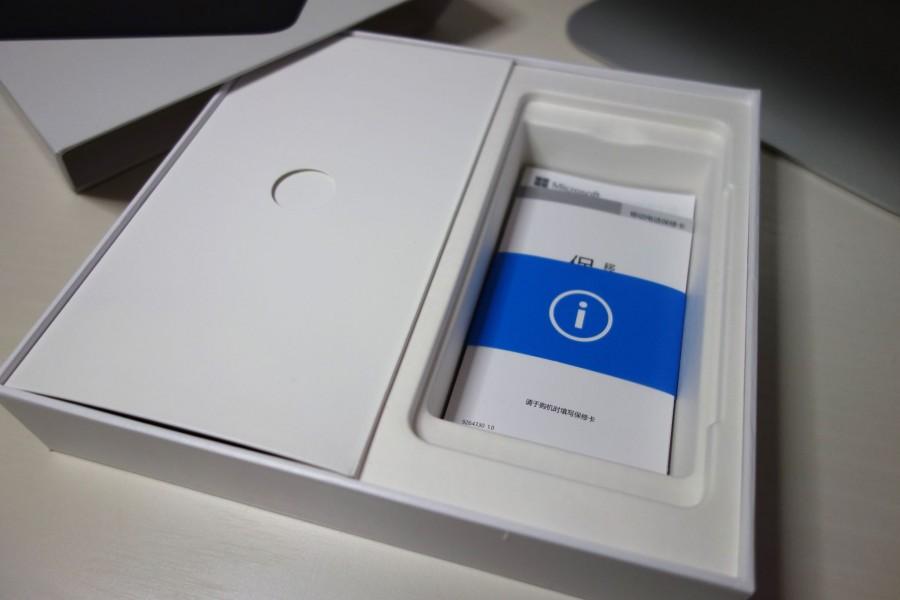 lumia 950 unboxing 3