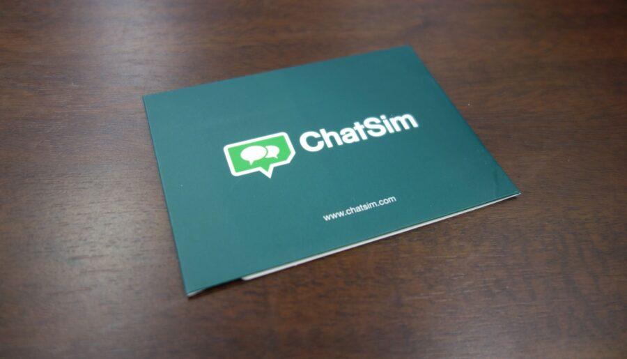 chatsim 1