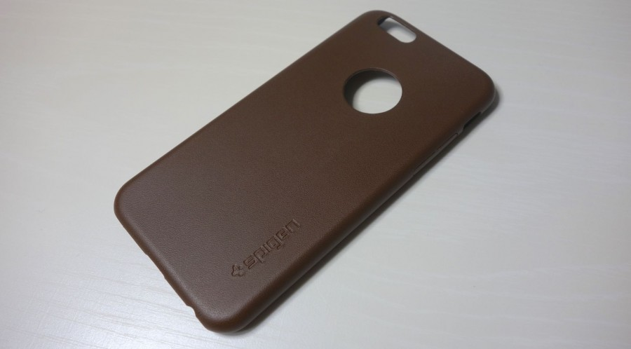 spigen leather fit 02