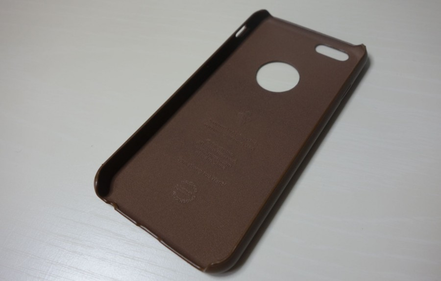 spigen leather fit 03