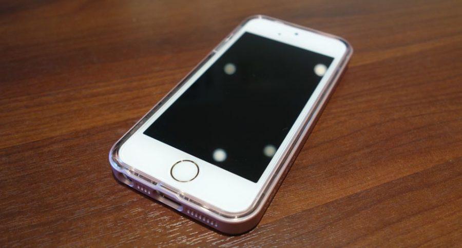 spigen neo hybrid crystal for iphone se 03