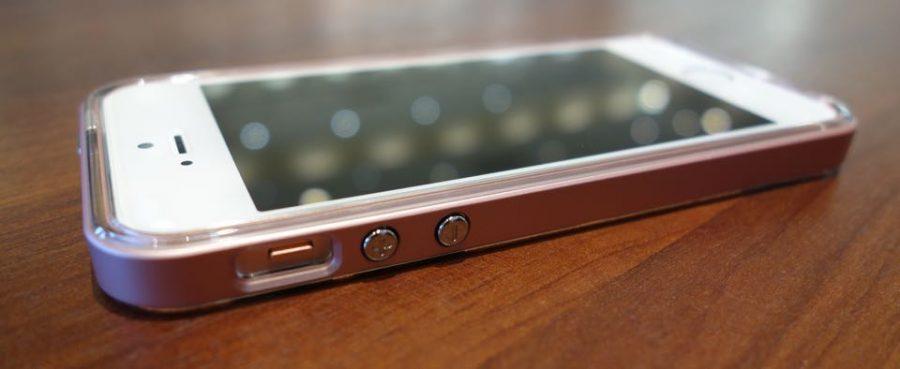 spigen neo hybrid crystal for iphone se 08