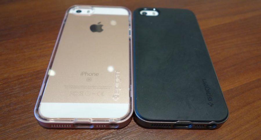 spigen neo hybrid crystal for iphone se 13