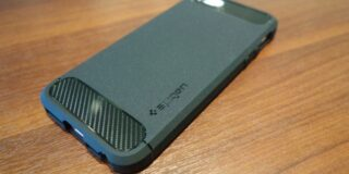spigen rugged armor for iphone se 6