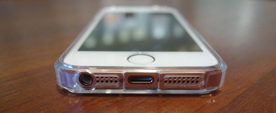 spigen ultra hybrid for iphone se 06