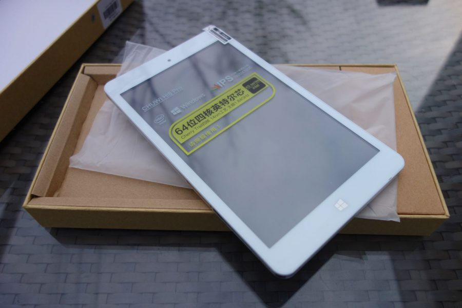 Chuwi Hi8 Pro Tablet PC 02