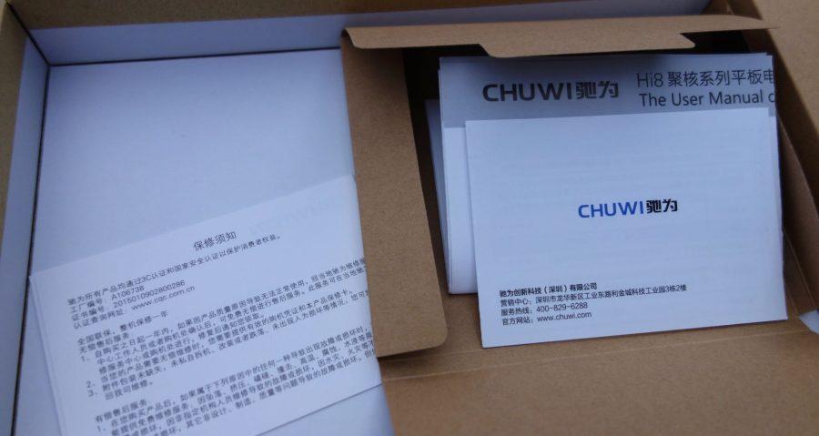 Chuwi Hi8 Pro Tablet PC 03