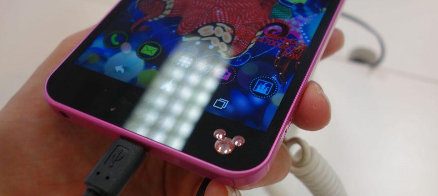 Disney Mobile on docomo DM-02H 8