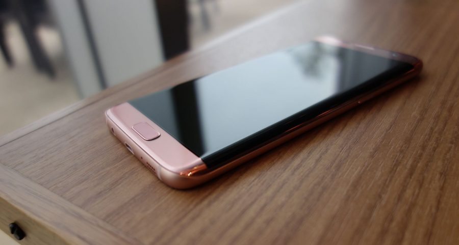 galaxy s7 edge sc-02h pink gold 01