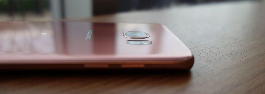galaxy s7 edge sc-02h pink gold 10