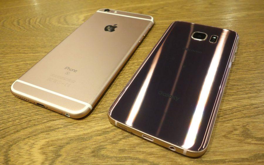 galaxy s7 edge vs iphone 6s plus 1