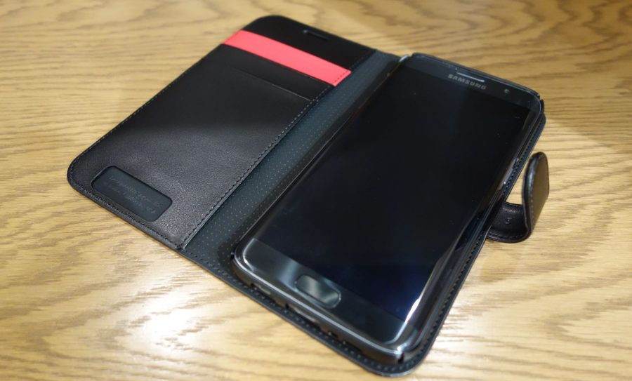 spigen galaxy s7 edge wallet s 3