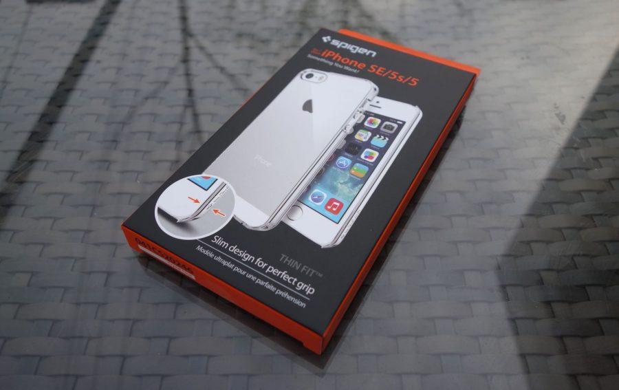 spigen thin fit iphone se 1