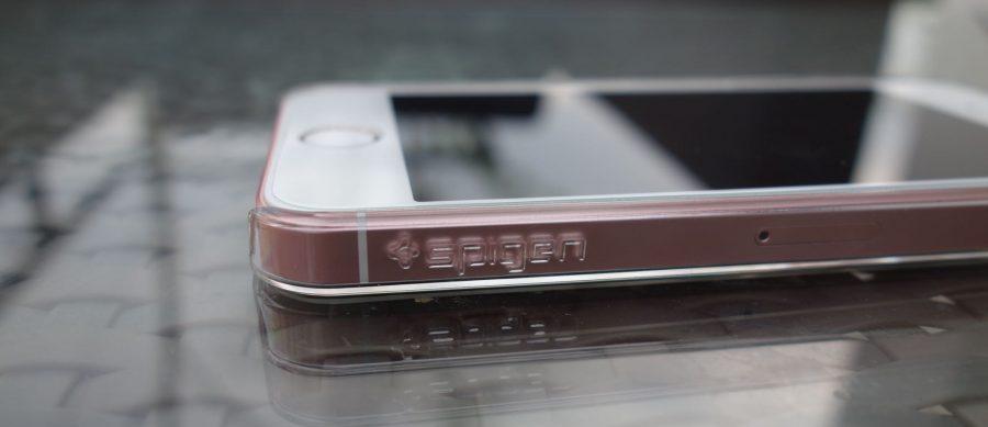 spigen thin fit iphone se 4
