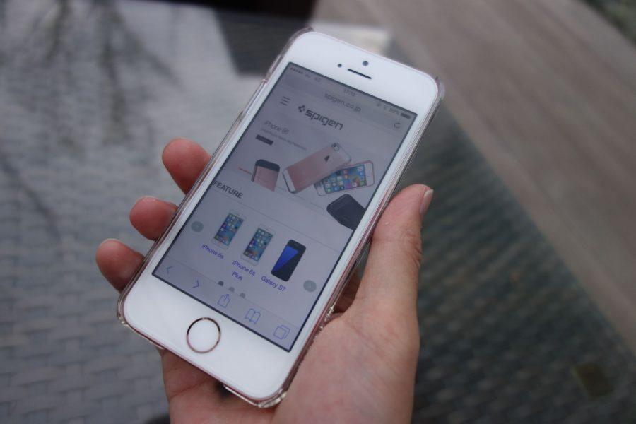 spigen thin fit iphone se 7