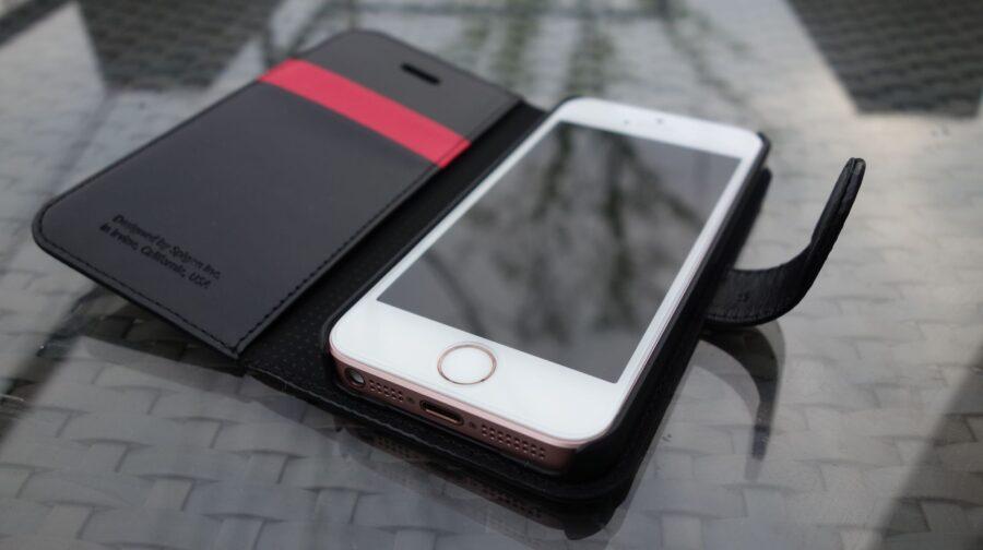 spigen wallet s iphone se 5