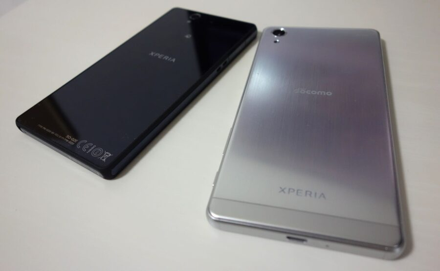 xperia z and xperia x performance 6