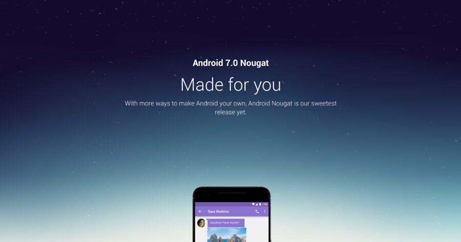 android 7 nugat
