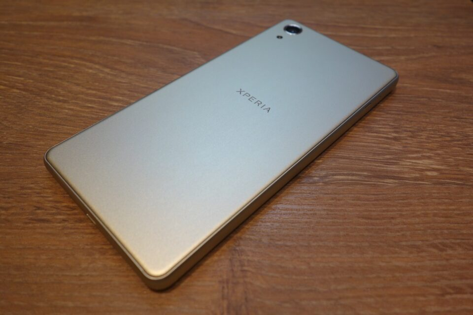 xperia x performance back panel 1