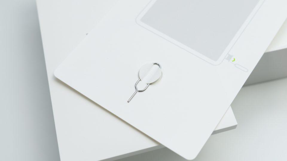 iPad Pro SIMピン
